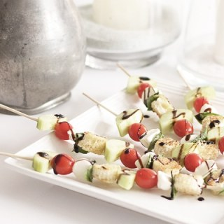 Panzanella Salad Skewers