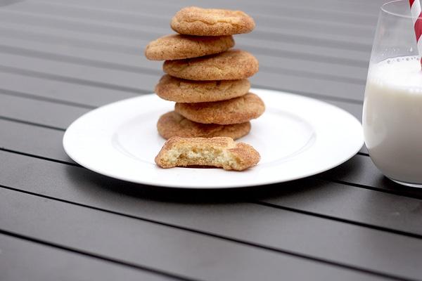 Snikerdoodle cookies