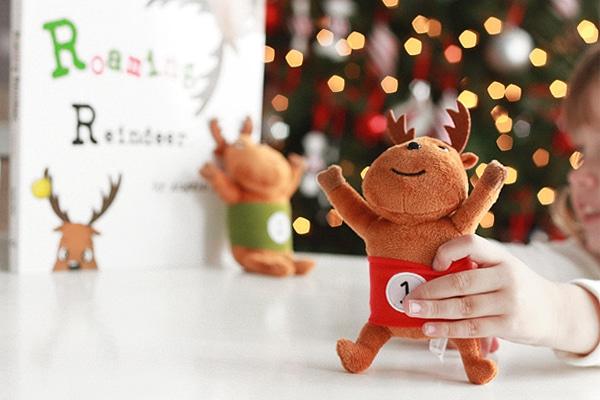 Roaming reindeer 3