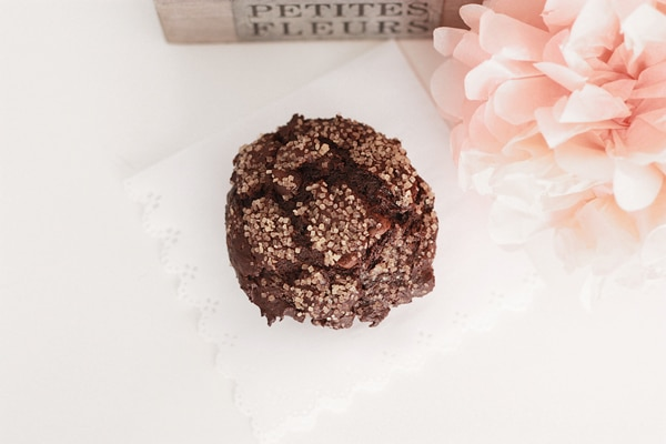Tripple chocolate muffin