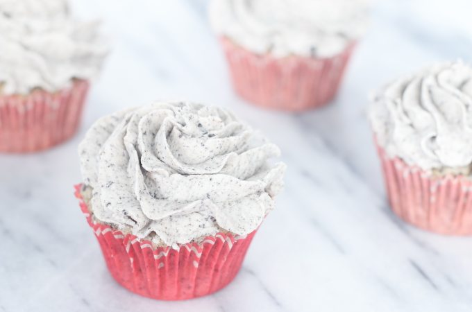 The ultimate bakery style cookies and cream cupcakes with bakery style ...