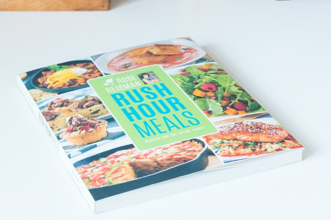 rush hour meals by rose reisman