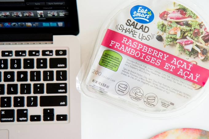 Eat Smart salad kits and shake ups give you clean eating options that are quick and delicious at home and on the go!