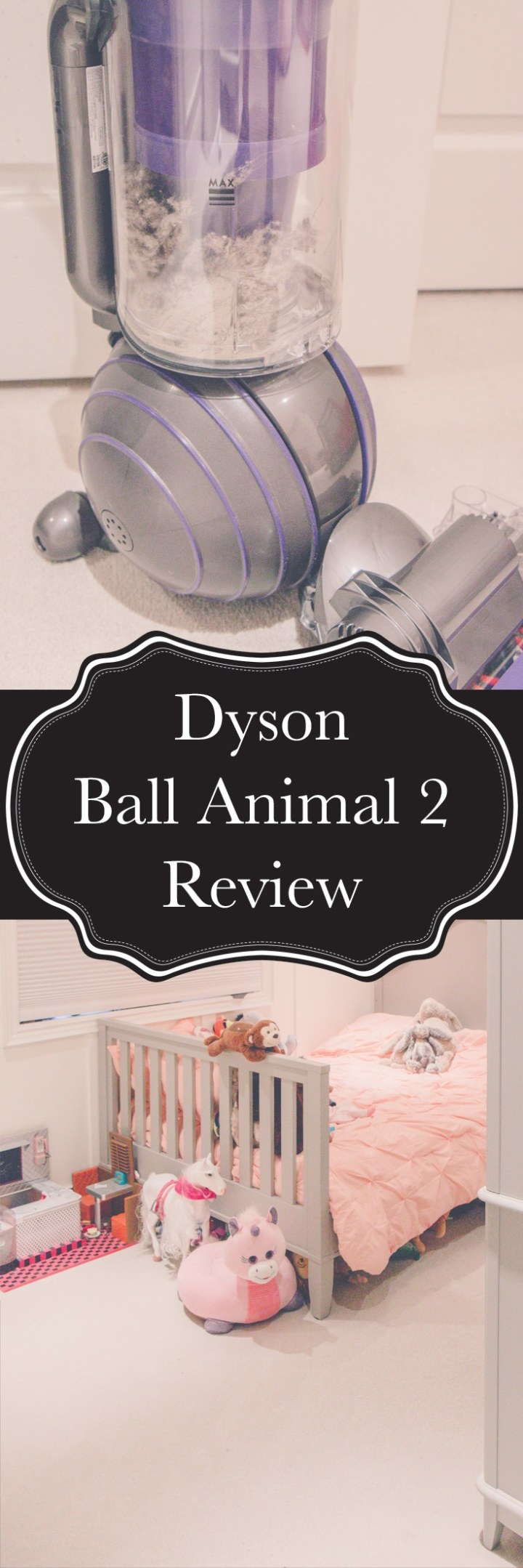 My review of the Dyson Ball Animal 2 and all the surprising ways it made my life easier, and saved me hours from my usual cleaning routine!