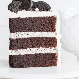 Bakery Style Oreo Cake