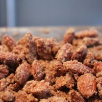 Sugar and Spice Candied Nuts