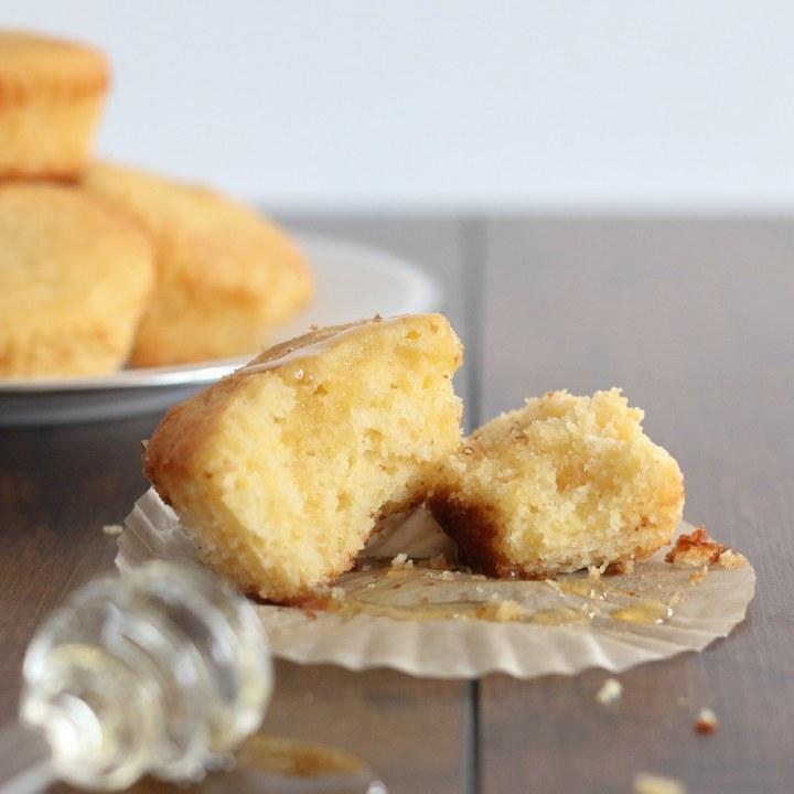 sweet cakey cornbread