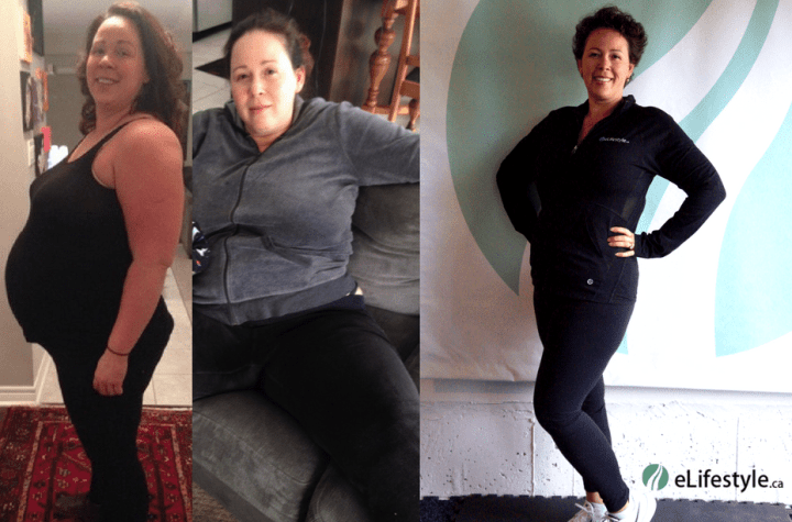 Leah is a testament to just what eLifestyle can do for you and your weight loss journey.