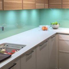 Glass Kitchen Backsplash Marietta Remodeling Back Painted Allstate Countertops And Backsplashes Contemporary