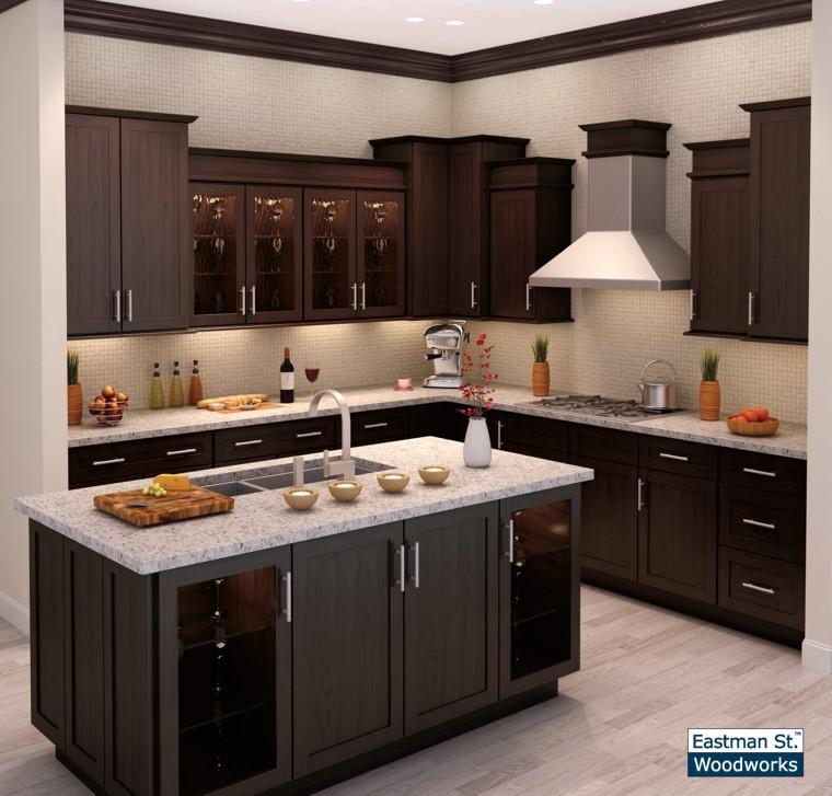 Eastman St Woodworks Kitchen Cabinets MA NH RI