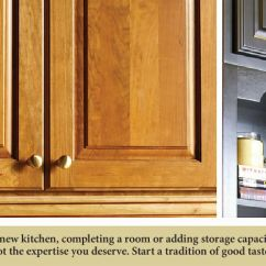 Legacy Kitchen Cabinets Brick Backsplash In Select Series And Advantage Cabinetry