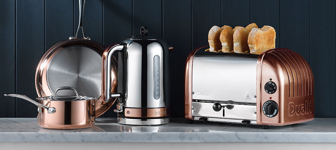 Dualit Offers New Products for Spring  Kitchenware News