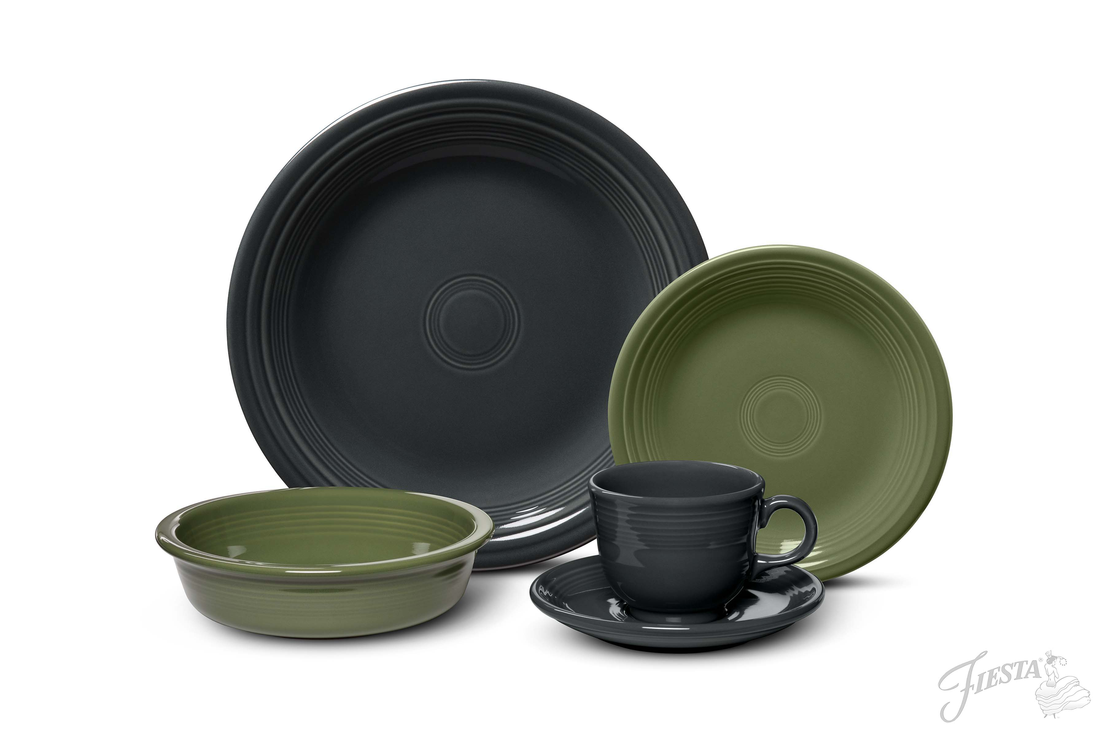 Fiesta Dinnerwares New Color Introduction Is Twice As Nice  Kitchenware News  Housewares
