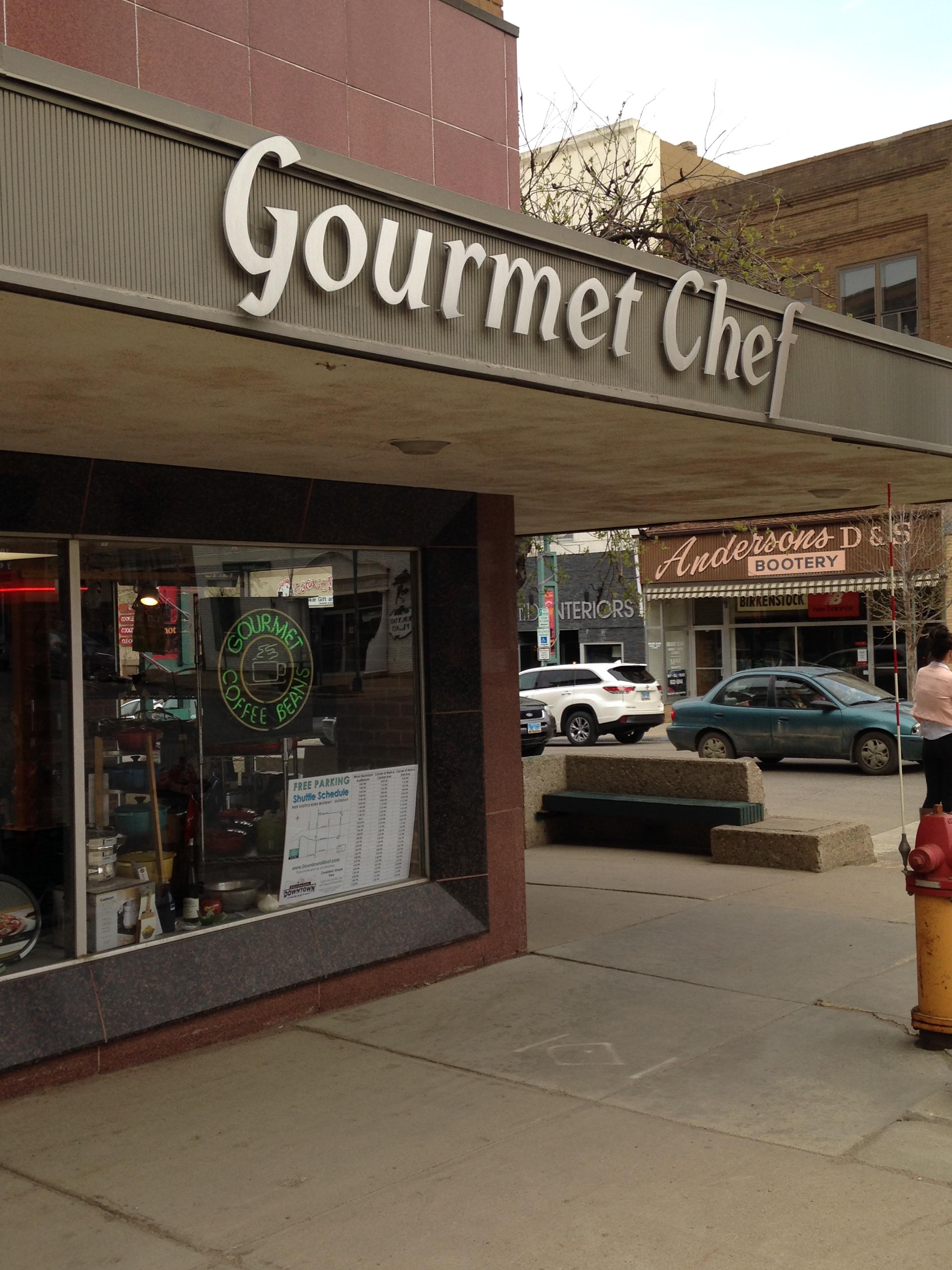 Gourmet Chef Local North Dakota Kitchen Store Favorite