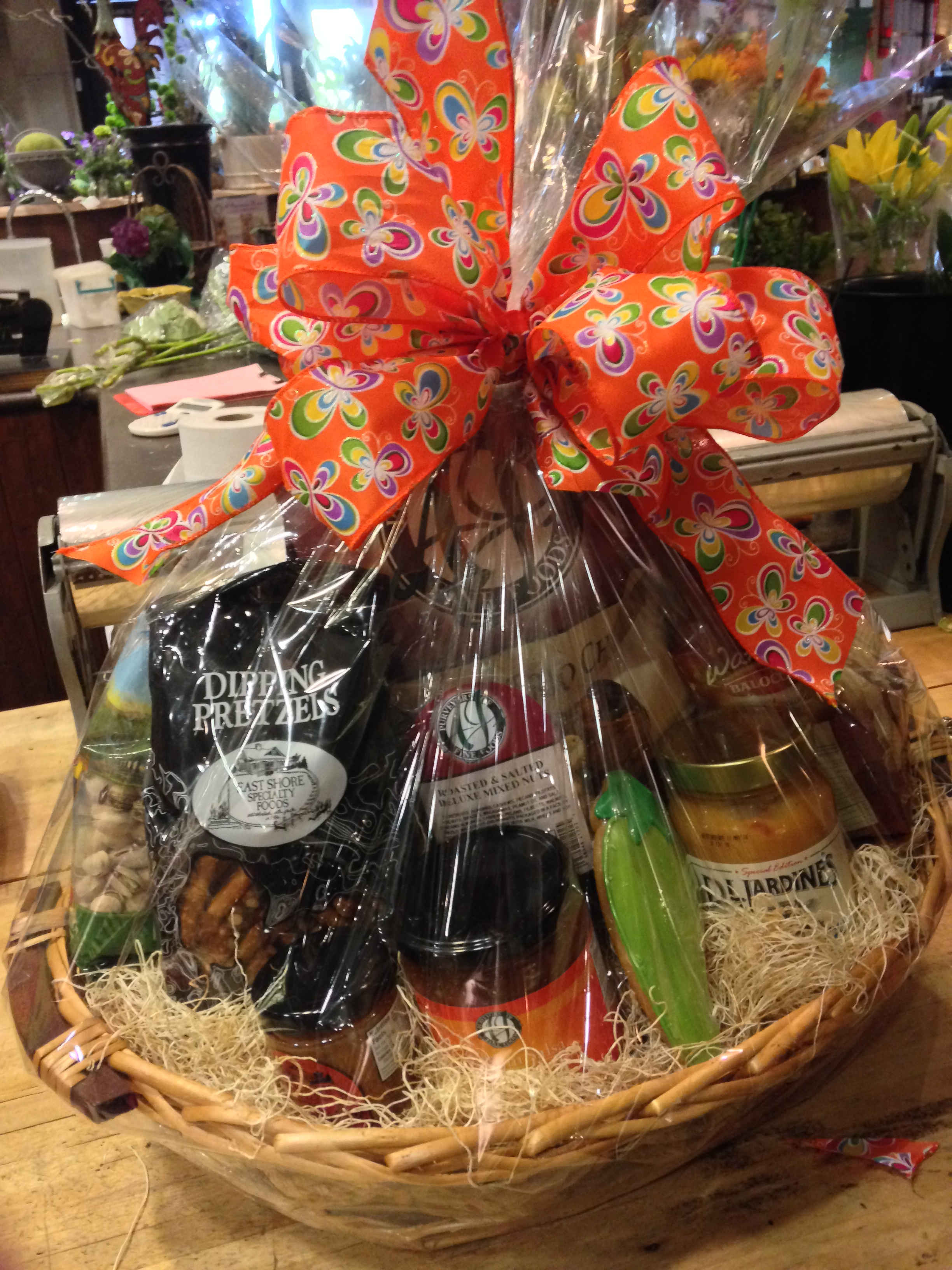 Gift Baskets From Base to Bow  Kitchenware News