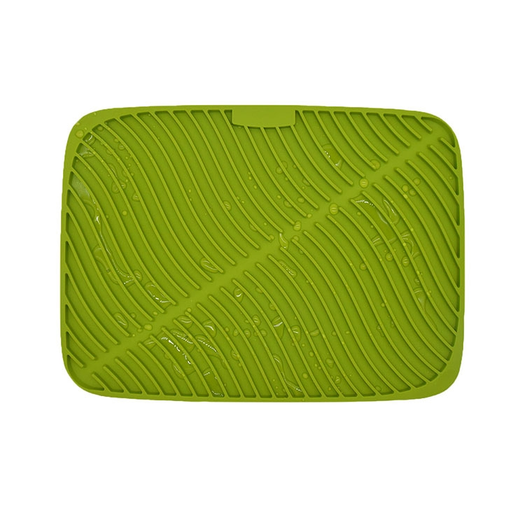 kitchen dish drying mat cost of a new 硅胶排水垫供应商 硅胶碟干燥垫制造 垫脚垫厂 科创配件厂家 中国厨具 耐热硅胶垫 厨房用硅胶盘干燥垫大号洗碗机