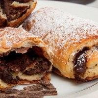 خبز بالكاكاو والشوكولاتة