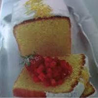 كعكة العصفر