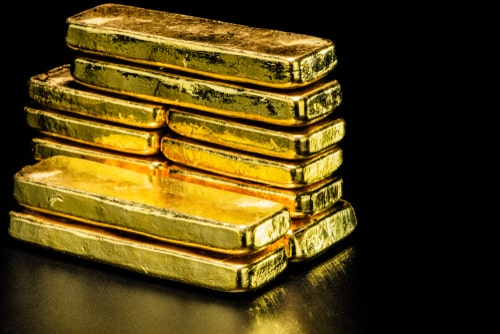 gold is heading towards