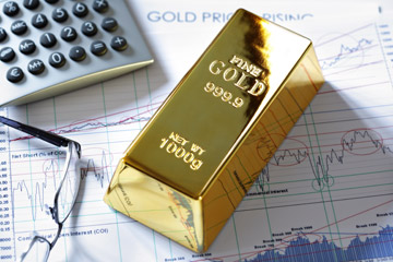 Gold Prices Catch Bid Higher On Weaker Treasury Yields, Dollar