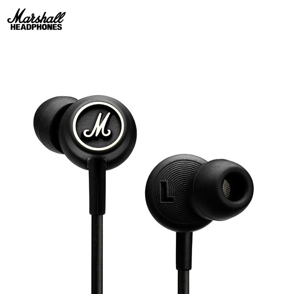 Marshall Headphones MODE カナル型イヤフォン Black and White