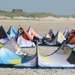 Kites aus der P-Series von Mutiny Kites