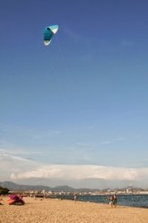 Kite course with girl