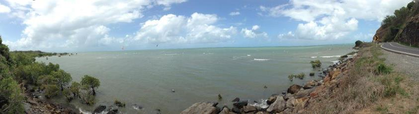 Kitesurfing Spots in Queensland