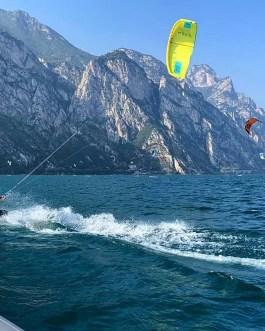 test prova kitesurf