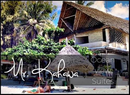 Mr Kahawa Suites, zanzibar hotels