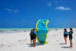 kitesurfing lessons beginner, video, kitesurf lessen beginners