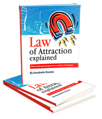 Law of Attraction Explained free ebook