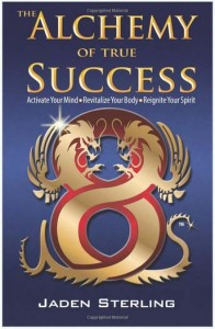 The alcemy of true success book by Jaydon Stirling