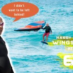 Harry started Wing Foiling at age 63