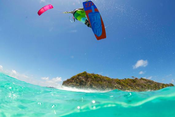 Kitesurf lezioni toscana