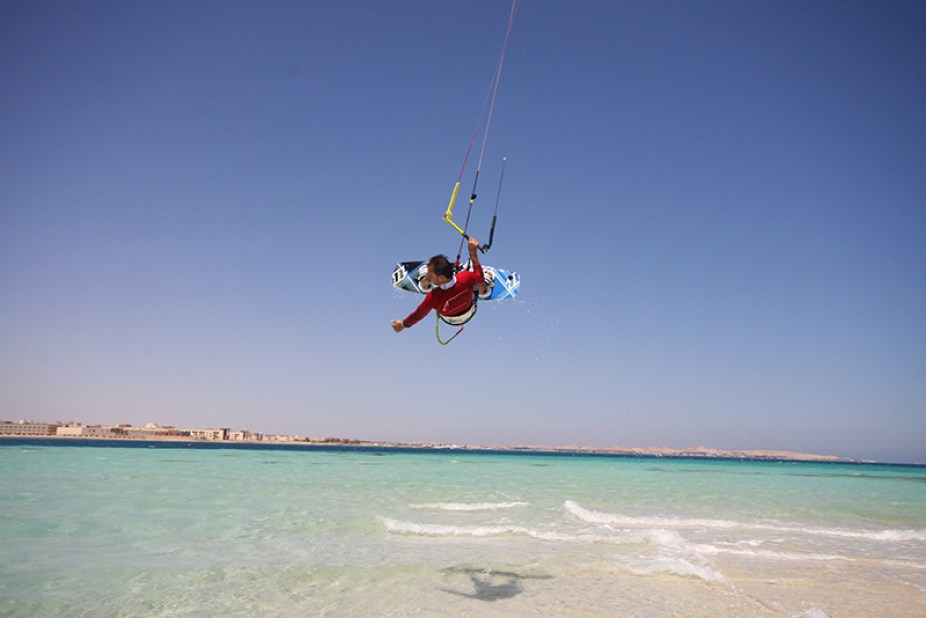 Harry Nass Hurghada Egypt Kiteworld travel