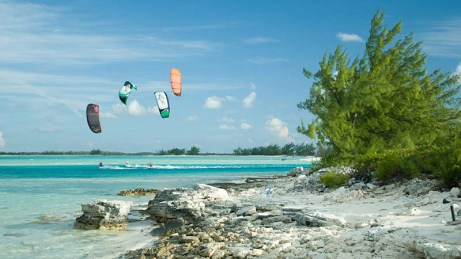 Turks and Caicos Islands Kitesurfing