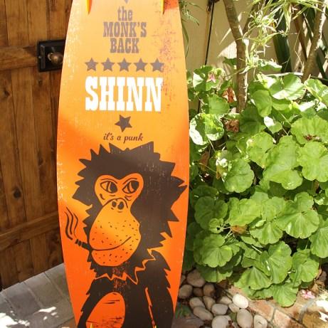 Shinn Monk Forever 2014