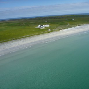 Turquoise waters tiree
