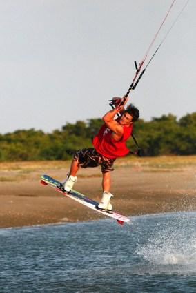 Kiteworld kitesurf kiteboarding Tremembe Kite Mansion