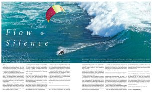 Wave kiting psychology feature in Kiteworld issue #75