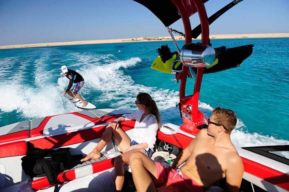 The Breakers / 7BFT Kite House - Egypt Soma Bay Kiteworld Magazine