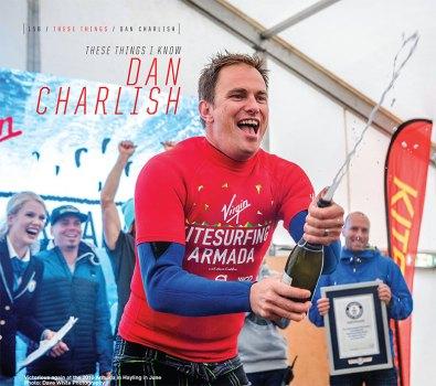 Dan Charlish interview Kiteworld issue 82