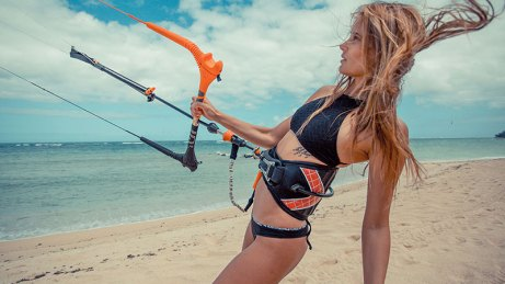 Cabrinha Fireball Kiteworld Magazine
