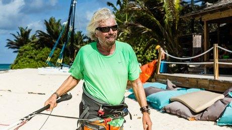 Richard Branson Chapter One