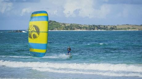 Kitesurfing St Martin - The Caribbean