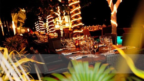 Camana Bay dining Cayman Islands