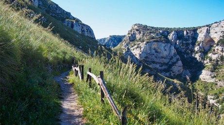 Lo Stagnone - Hiking