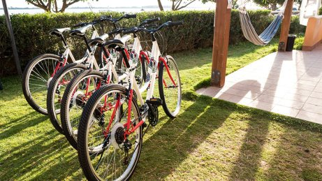 Bike Hire - Pro Kite Alby Rondina
