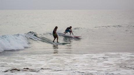 Tranquil surf - Cayman Islands